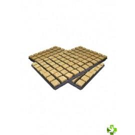 Bandeja 77 alveolos 35x35x40 lana de roca cultilene