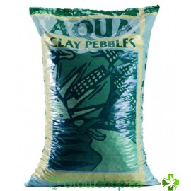 Aqua clay pebbles 45 l