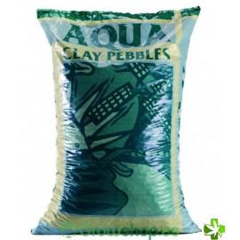 Aqua clay pebbles 45 l