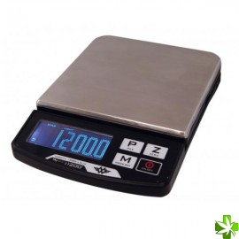 My weigh (1200 gr x 0.1 gr)