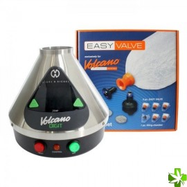 Volcano digital + easy valve starter set