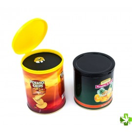 Bote patatas chips 160 grs