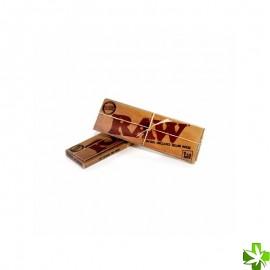 Papel raw 1 1/4 1 unidad
