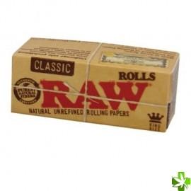 Papel raw rolls 1 unidad