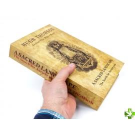 Caja libro cartón s