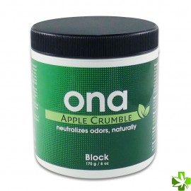 Ona block 170 gr apple crumble