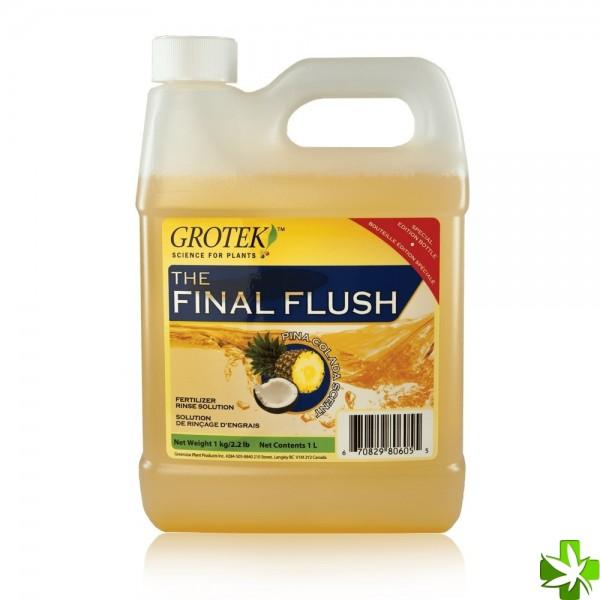 Final flush piña 1 l
