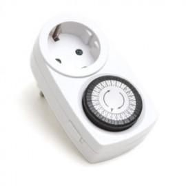Temporizador analogico daytimer 15 min/24h