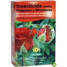 Insecticida contra Pulgones y Minadores 30 cc