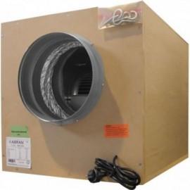 Isobox Madera hdf 250m3/h
