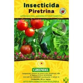 Insecticida piretrina 30 cc