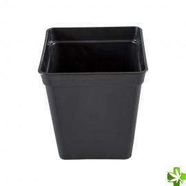 maceta negra 13x13 - 2 litros