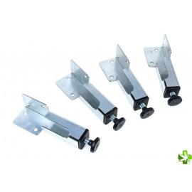 Kit de patas cortas para soporte