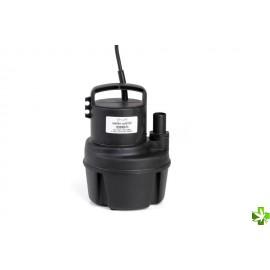Bomba de agua 3500 l/h water master de gran caudal